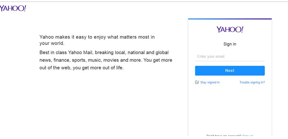 Yahoo! メールの添付画像流出の恐れ、脆弱性に対処-米Yahoo!