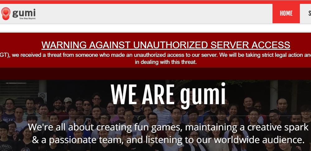 gumi海外子会社不正アクセス、サイト改ざんや無償石不正配布などの被害発生