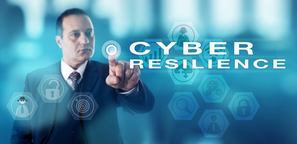 サイバーレジリエンスとは?先手の対策で攻撃に強い組織を作る