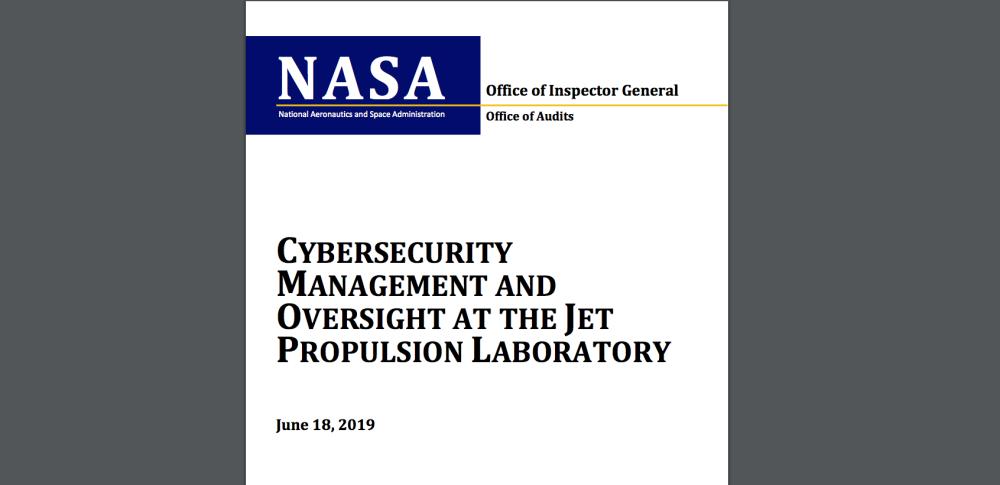 NASAのネットワークシステムがハッキング被害、セキュリティ体制に問題か