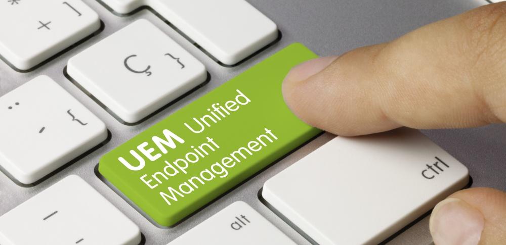 UEM(統合エンドポイント管理)とは?仕組みやメリットについて徹底解説
