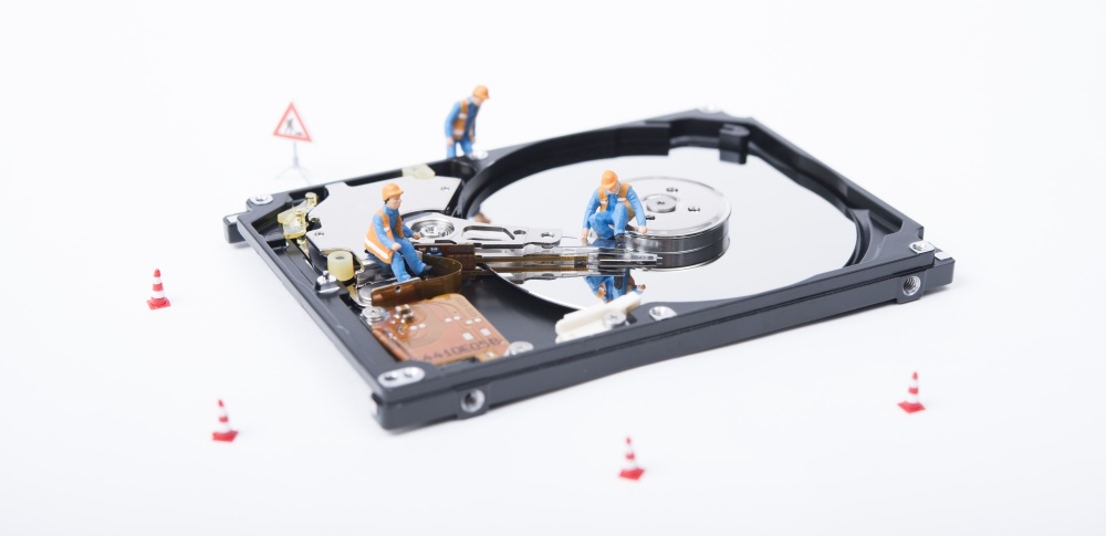 ハードディスク(HDD)の修理・修復方法について徹底解説!